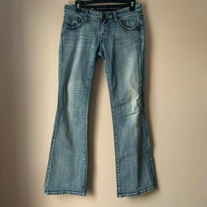 Rerock for Express - Size 4 - Distressed Flare